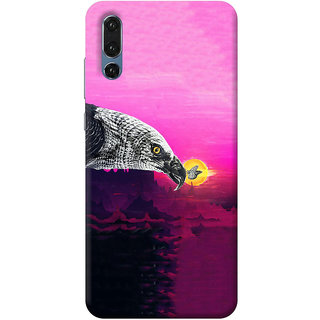 FABTODAY Back Cover for Huawei P20 Pro - Design ID - 0850