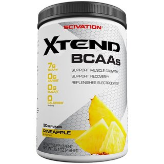 Scivation Xtend BCAA - 429 g (Pineapple, 30 Servings)