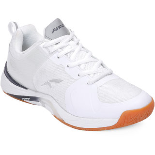 Furo By Red Chief White Tennis Shoe For Men (T6002 812)