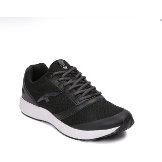 Furo By Red Chief Black Walking Shoe For Men (W3003 822)