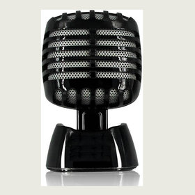 Spidy Moto Mic Car Dashboard Perfume (Black)