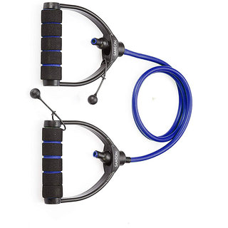 Samson Resistance Tube for Fitness(Blue)