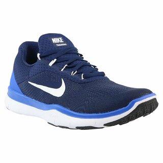 e905e899e41d7 Buy Nike Free Trainer V7 Binary Blue Training Shoes Online - Get 0% Off