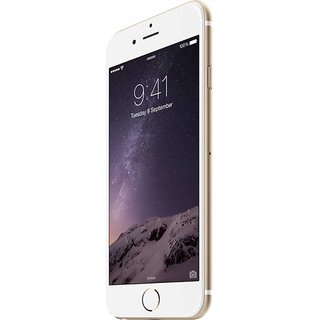 Apple iPhone 6 (gold, 16 GB)(Refurbished)(1 Year Warranty Bazaar Warranty)