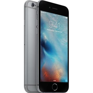 5b9ac017456fbf Buy Apple iPhone 6s (Space Grey, 64 GB)(Refurbished)(1 Year Warranty Bazaar  Warranty) Online - Get 28% Off