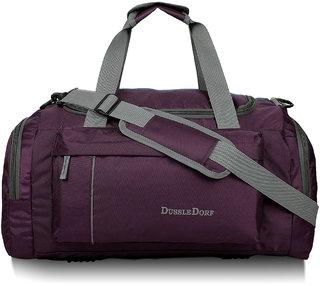 Dussledorf 35 Ltr Polyester Duffle Travel Bag