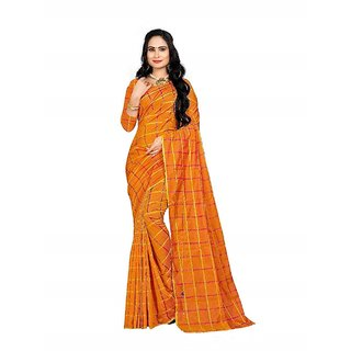 Indian Style Sarees New Arrivals Women's MustardSana Silk Party Wear Saree With Blouse Bollywood Latest Designer Saree