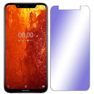 Wondrous Premium Anti Blue Ray Tempered Glass, Screen Protector For Nokia 8.1