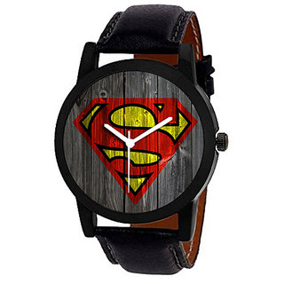 Dial-28 Graphics Fashion Mens Analog Watch by Wake Wood