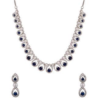 Voylla Vintage Inspired Necklace Set