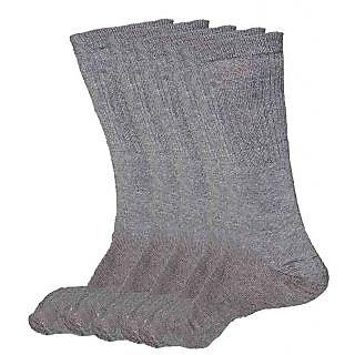 Alfa Thermal Premium Socks for Men - Pack of 5 (Assorted Color)