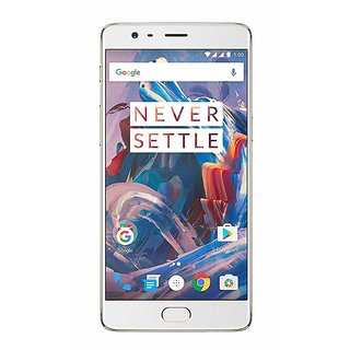 OnePlus 3 (Soft Gold, 64 GB)(Refurbished)(1 Year Warranty Bazaar Warranty)