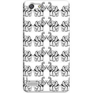 FABTODAY Back Cover for Oppo Neo 7 - Design ID - 0299