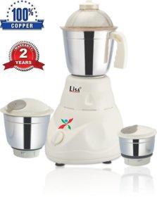 Lisa Mixer Grinder Elan with Copper Motor