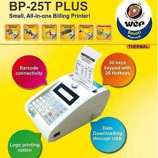 Web BP25T Billing Machine