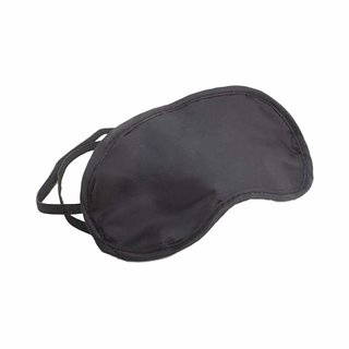 Positive Unisex Travel Eye Mask Soft Padded Shade Cover Rest Sleep
