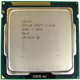 Intel Core i3-2100 3.1 GHz LGA 1155 2nd Generation Processor