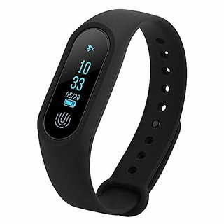 M2 Smart Waterproof Bluetooth Fitness Band compatible with iOS / Android