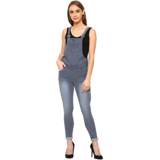 Dryzee Denim Dungaree for Women's