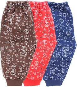 Neska Moda Pack Of 3 Multicolor Kids Pyjama For 6 To 18 Months PY5