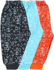 Neska Moda Pack Of 3 Multicolor Kids Pyjama For 6 To 18 Months PY6