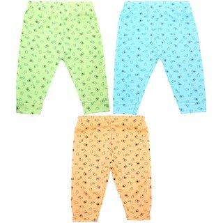 Neska Moda Pack Of 3 Multicolor Kids Pyjama For 6 To 18 Months PY10