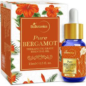 StBotanica Bergamot Pure Essential Oil - 15ml