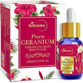 StBotanica Geranium Pure Essential Oil - 15ml