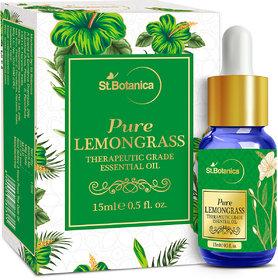 StBotanica LemonGrass Pure Essential Oil - 15ml