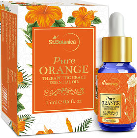 StBotanica Orange Pure Essential Oil - 15ml