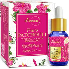 StBotanica Patchouli Pure Essential Oil - 15ml