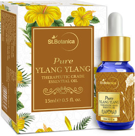 StBotanica Ylang Ylang Pure Essential Oil - 15ml
