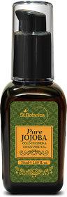 StBotanica Golden Virgin Jojoba Pure Coldpressed Oil, 50ml (For Hair  Skin)