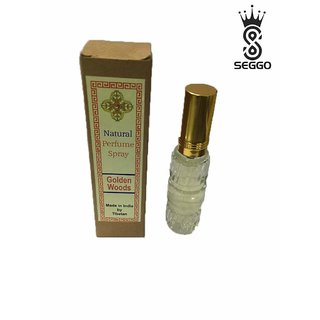 SEGGO 30ml Golden Woods Fragrance Oil 100 Pure and Natural Perfume Oil (Made By Tibetan)