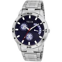 Telsa T-000T042 Volt. Metal Analog Men's Watch