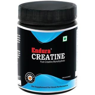 Endura Creatine Monohyderate 300 g. Pack of 3