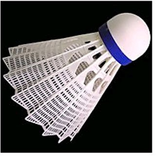 Badminton plastic (Pack of 10)