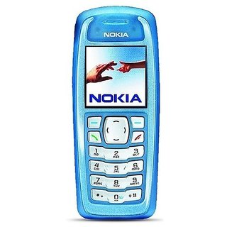 Refurbished Nokia 3100 / Good Condition/ Certified Pre Owned