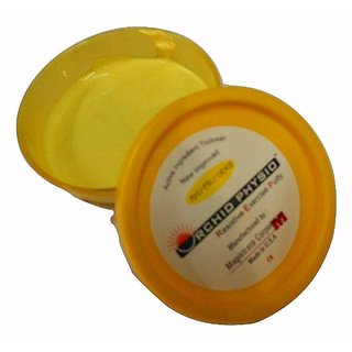 Orchid Physio Resistive Exercise Putty Light -Yellow