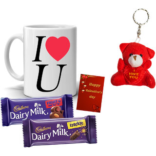 Fit2Gift Valentine Day Chocolate Gifts for Girls, Wife, Husband, Boyfriend