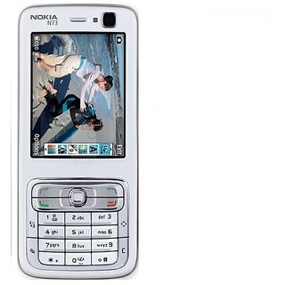 Nokia N73 / Good Condition/ Certified Pre Owned (1 Year Warranty)