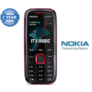 Nokia 5130 / Good Condition/ Certified Pre Owned (1 Year Warranty)