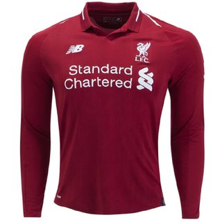 huge discount 3aa40 79e7b liverpool football full sleeves jersey