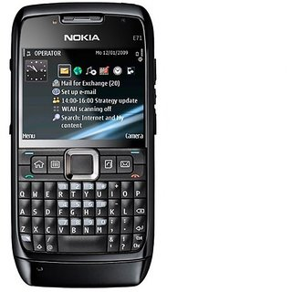 Refurbished Nokia E71 / Good Condition/ Certified Pre Owned