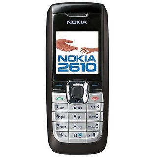 Refurbished Nokia 2610 / Good Condition/ Certified Pre Owned
