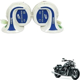Auto Addict Mocc Bike And Scooty 18 in 1 Digital Tone Magic Horn Set of 2 Pcs. Triumph ThunderBird Storm