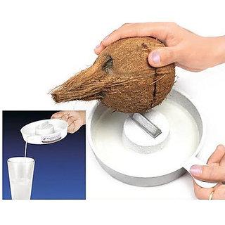 Coconut Breaker Narial Shell Cutter ( Multicolor )