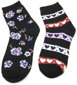 Voici  Premium Cotton Socks super soft for women pack of 2