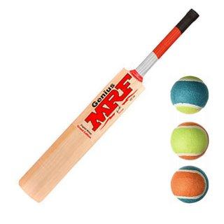 Millets Spartan cricket batand ball popular willow