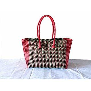 Sio Set of 6 Multi-purpose Pull String Mesh Fridge Vegetable Storage Bags (2 Pack) LARGE (12 bags)